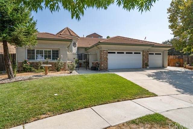 350 Mary Anne Court, Paso Robles, CA 93446 (#NS20204595) :: The Marelly Group | Compass