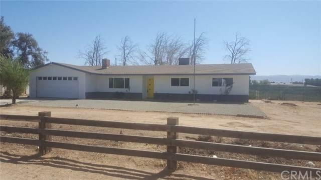 14595 Flathead Road, Apple Valley, CA 92307 (MLS #CV20204537) :: Desert Area Homes For Sale