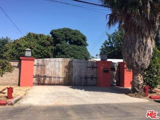 8426 Kester Avenue, Panorama City, CA 91402 (#20639800) :: The Brad Korb Real Estate Group