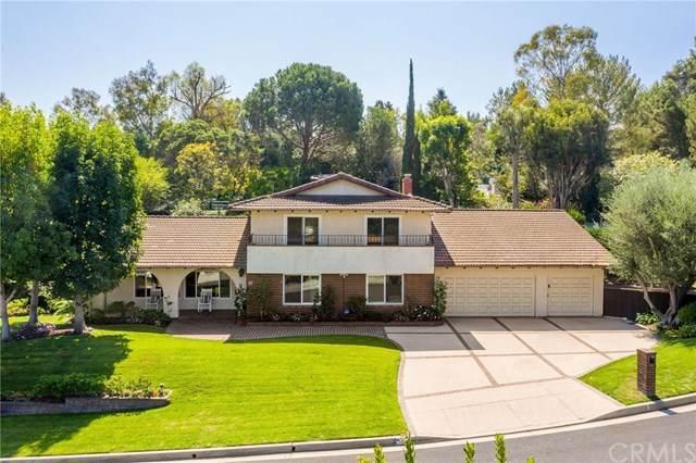 12 Latigo Lane, Rolling Hills Estates, CA 90274 (#SB20204077) :: Millman Team