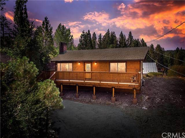 40015 Hillcrest Drive, Big Bear, CA 92315 (#PW20204821) :: Hart Coastal Group