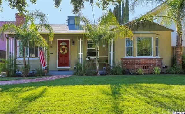337 S Lamer Street, Burbank, CA 91506 (#320003468) :: The Brad Korb Real Estate Group