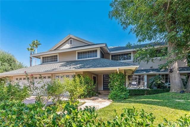 10846 Springfield Avenue, Porter Ranch, CA 91326 (#SR20199472) :: Hart Coastal Group