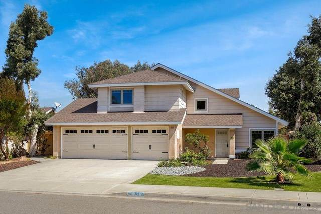314 Trunks Bay, Oceanside, CA 92057 (#200046937) :: Hart Coastal Group