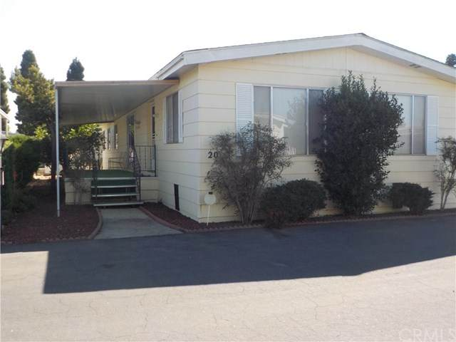 1701 S Thornburg Street #20, Santa Maria, CA 93458 (#PI20204087) :: Team Forss Realty Group