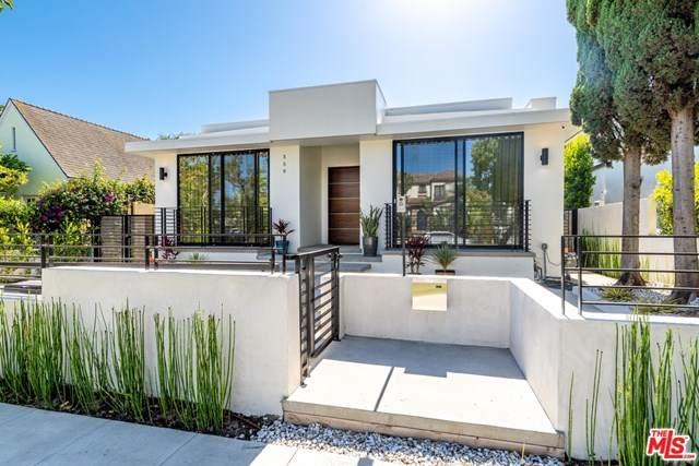 359 S Mansfield Avenue, Los Angeles (City), CA 90036 (#20639592) :: The Najar Group