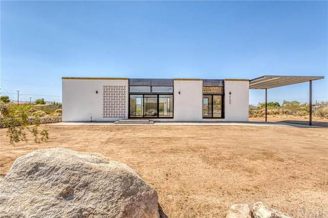 61944 Sunburst Circle, Joshua Tree, CA 92252 (#JT20204964) :: The Marelly Group | Compass