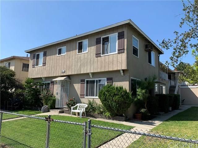 7021 Fulton Avenue, North Hollywood, CA 91605 (#SR20205002) :: Crudo & Associates