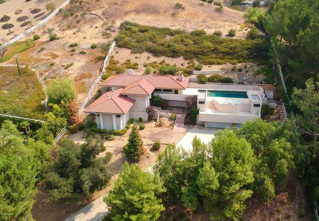 14 N Coolwater Road, Bell Canyon, CA 91307 (#220010086) :: The Laffins Real Estate Team
