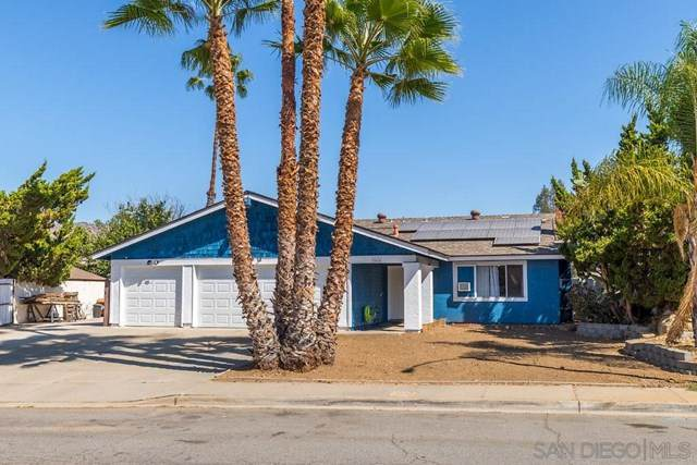 13618 Choisser Ln, Lakeside, CA 92040 (#200046943) :: The Laffins Real Estate Team