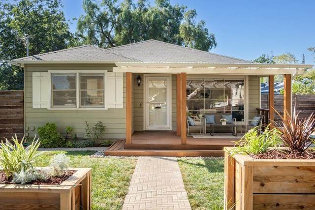 961 Spencer Avenue, San Jose, CA 95125 (#ML81813403) :: Cal American Realty