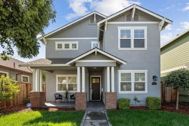 552 Coe Avenue, San Jose, CA 95125 (#ML81813430) :: Cal American Realty