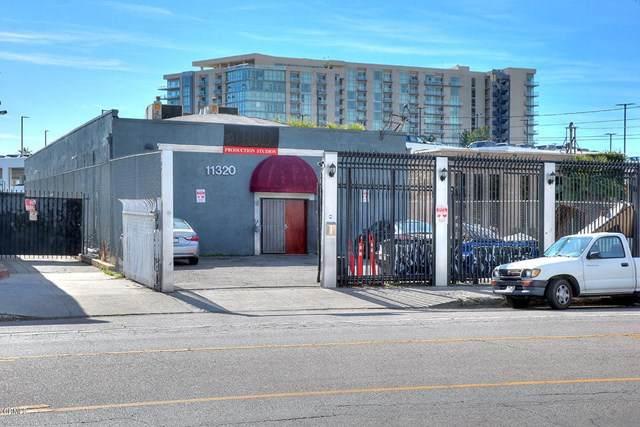 11320 Burbank Boulevard, Los Angeles (City), CA 91601 (#P1-1554) :: Crudo & Associates