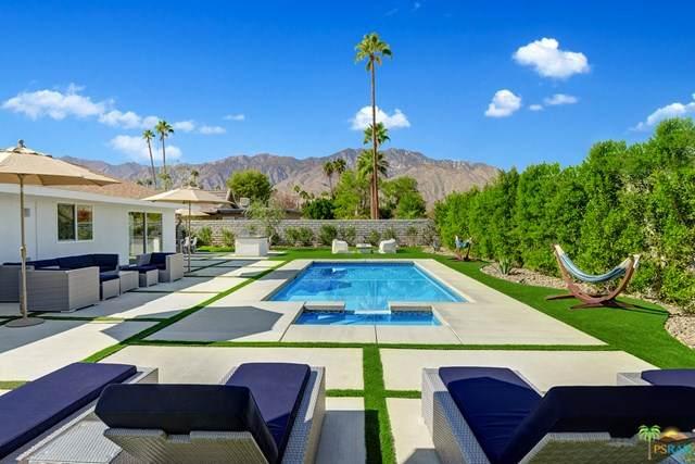4862 E Par Drive, Palm Springs, CA 92264 (#20639812) :: Team Forss Realty Group