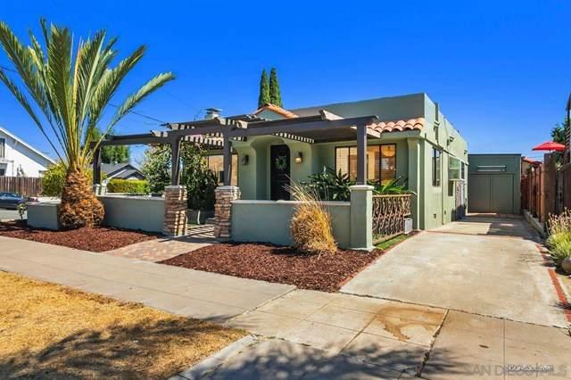 4491 Georgia St, San Diego, CA 92116 (#200046987) :: The Laffins Real Estate Team