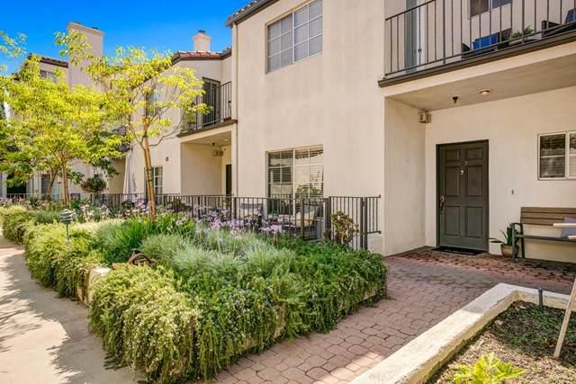 392 S Marengo Avenue #103, Pasadena, CA 91101 (#P1-1559) :: Wendy Rich-Soto and Associates