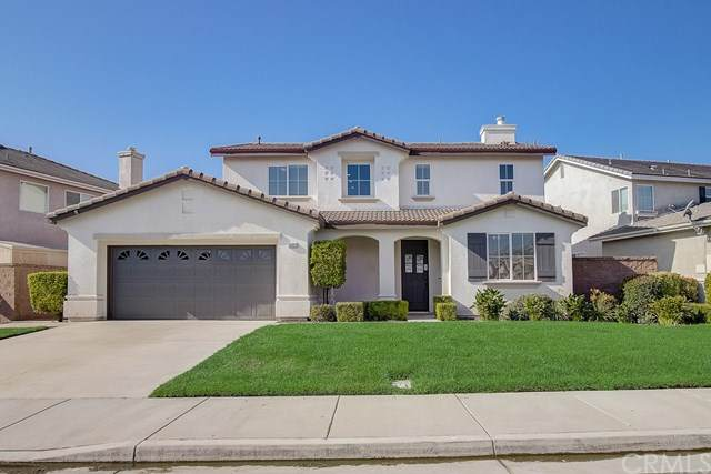 13031 Jardene Street, Corona, CA 92880 (#IV20204969) :: The Najar Group