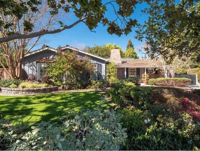 324 Arden Road, Menlo Park, CA 94025 (#ML81813459) :: Wendy Rich-Soto and Associates