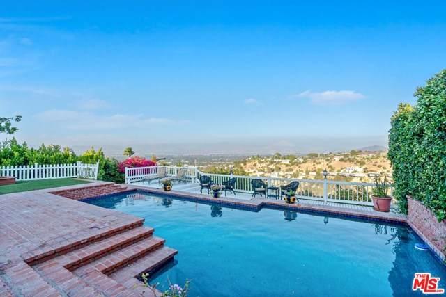 14614 Deervale Place, Sherman Oaks, CA 91403 (#20639956) :: The Brad Korb Real Estate Group