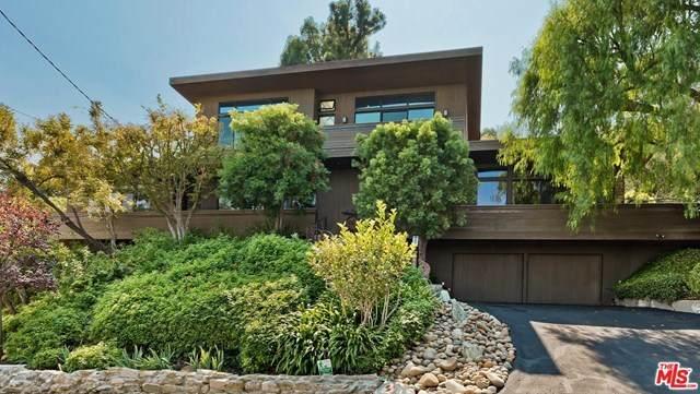 3662 Dixie Canyon Avenue, Sherman Oaks, CA 91423 (#20640136) :: The Brad Korb Real Estate Group