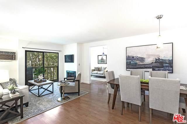 4506 Saugus Avenue #12, Sherman Oaks, CA 91403 (#20637388) :: The Brad Korb Real Estate Group