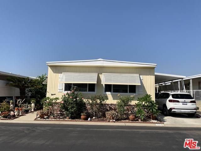 1001 W Lambert Road #174, La Habra, CA 90631 (#20639088) :: eXp Realty of California Inc.