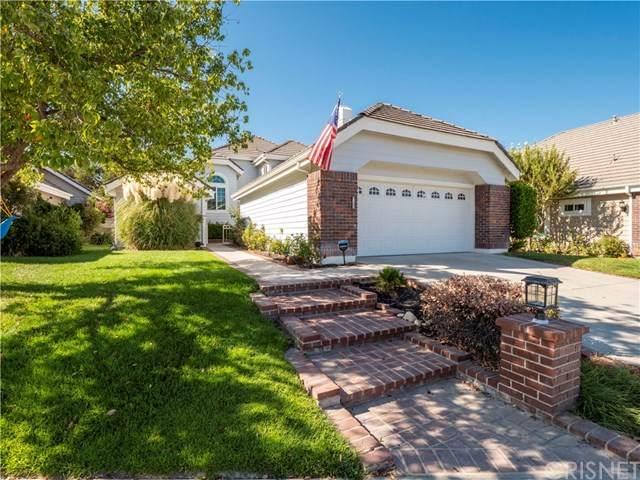 26021 Tourelle Place, Valencia, CA 91355 (#SR20205062) :: The Brad Korb Real Estate Group