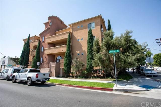 1515 Grismer Avenue #103, Burbank, CA 91504 (#BB20202989) :: The Brad Korb Real Estate Group