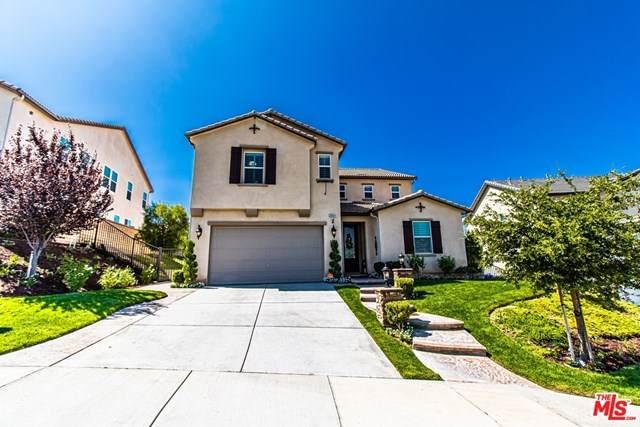 20554 Cheryl Lane, Santa Clarita, CA 91350 (#20639816) :: The Miller Group