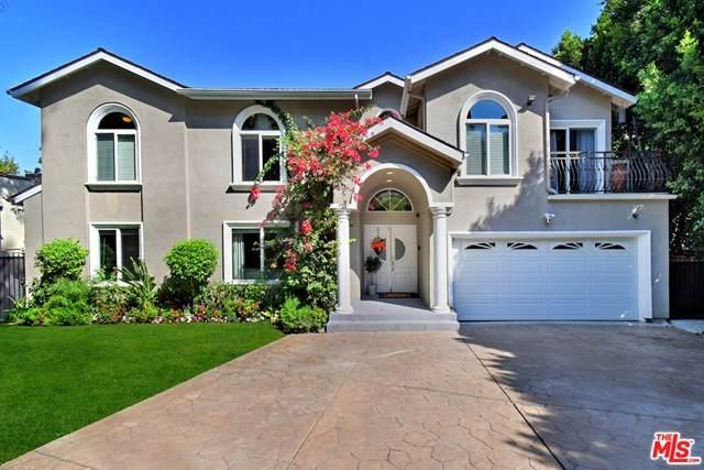 15043 Sutton Street, Sherman Oaks, CA 91403 (#20640192) :: The Brad Korb Real Estate Group