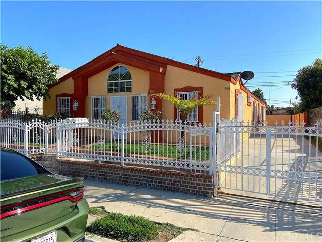 968 W 53rd Street E #2, Los Angeles (City), CA 90037 (#RS20205394) :: Re/Max Top Producers