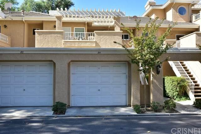 24001 Arroyo Park Drive #84, Valencia, CA 91355 (#SR20204910) :: The Brad Korb Real Estate Group