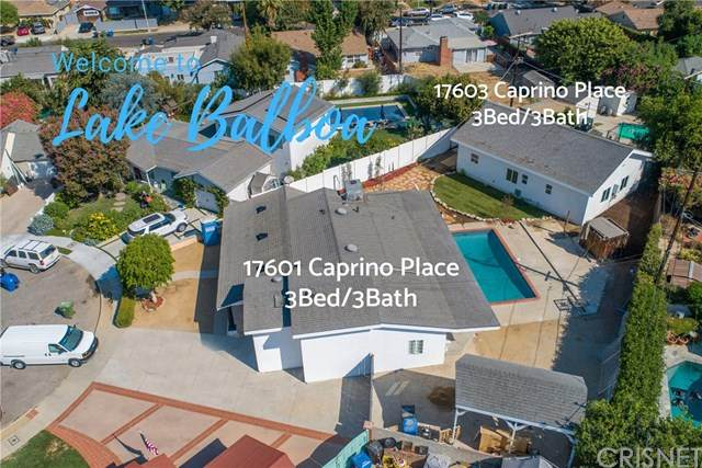 17601 Caprino Place, Lake Balboa, CA 91406 (#SR20205018) :: Mark Nazzal Real Estate Group
