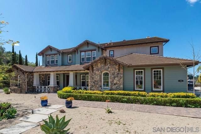 2029 Kristi Ct, Fallbrook, CA 92028 (#200047046) :: The Brad Korb Real Estate Group
