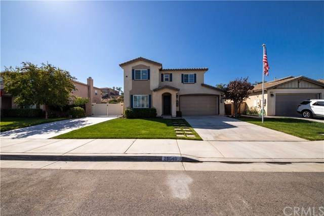 28649 Sunridge Court, Menifee, CA 92584 (#SW20199180) :: Millman Team