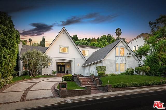 16672 Ashley Oaks, Encino, CA 91436 (#20638856) :: The Brad Korb Real Estate Group