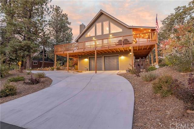 43406 Ridgecrest Drive, Big Bear, CA 92315 (#EV20204372) :: The Costantino Group | Cal American Homes and Realty