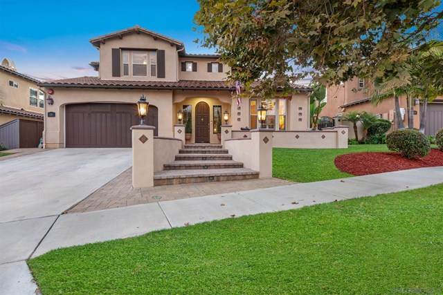 210 Plaza Salinas, Chula Vista, CA 91914 (#200047064) :: The Laffins Real Estate Team
