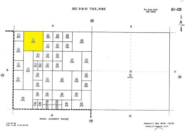 0 No Name Street, Imperial, CA 92266 (#EV20205888) :: Zutila, Inc.