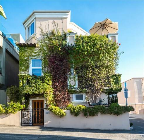 112 23rd Place, Manhattan Beach, CA 90266 (#SB20197971) :: Hart Coastal Group