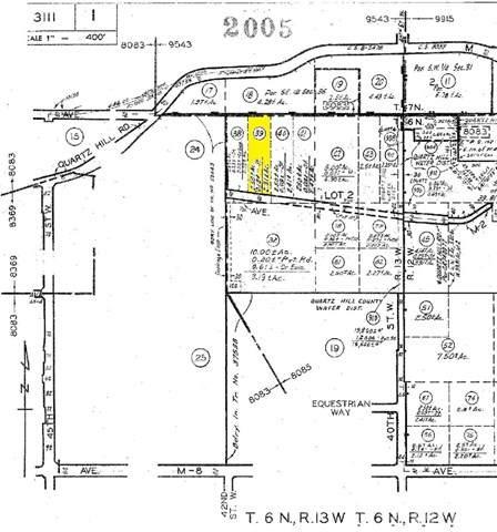 0 Vac/Ave M2 Drt /Vic 42nd Stw, Quartz Hill, CA 93534 (#SR20205343) :: RE/MAX Empire Properties