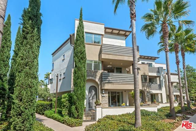 12822 North Seaglass Circle, Los Angeles (City), CA 90094 (#20640170) :: Team Tami