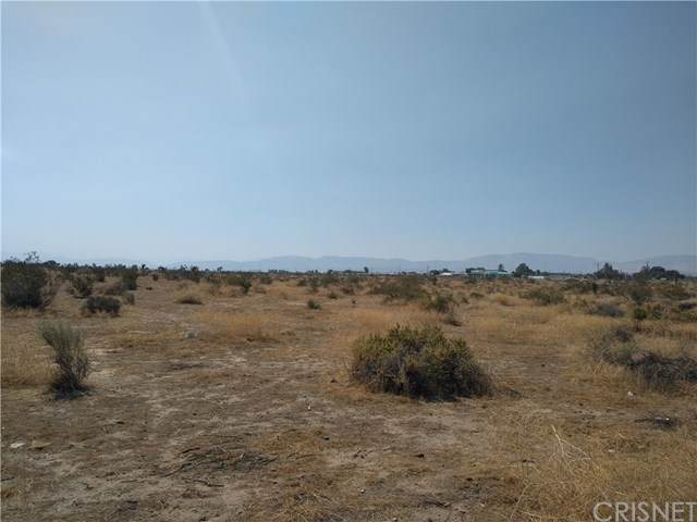0 Avenue L Nr Challenger Way, Palmdale, CA 93535 (#SR20206226) :: Legacy 15 Real Estate Brokers