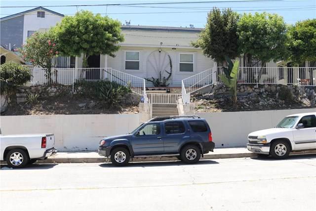 103 N Centre Street, San Pedro, CA 90731 (#PV20205465) :: RE/MAX Empire Properties