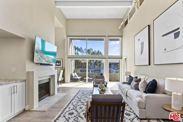 4350 Via Dolce #307, Marina Del Rey, CA 90292 (#20640824) :: Powerhouse Real Estate