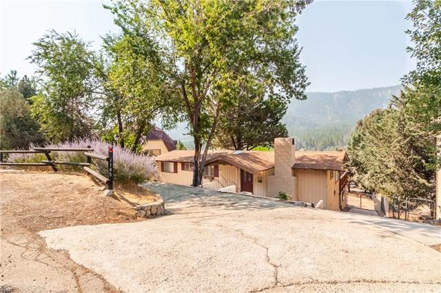 1145 Rivera Drive, Wrightwood, CA 92397 (#CV20207683) :: The Miller Group
