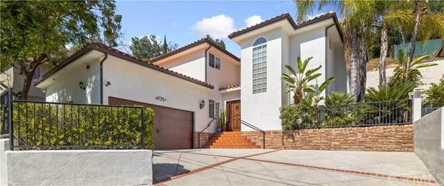 4725-1/2 College View Avenue, Los Angeles (City), CA 90041 (#OC20206816) :: The Parsons Team