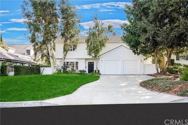 4004 Via Picaposte, Palos Verdes Estates, CA 90274 (#PV20206350) :: The Miller Group
