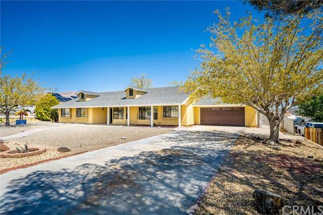 26785 Hitching Post Lane, Helendale, CA 92342 (#CV20207992) :: eXp Realty of California Inc.