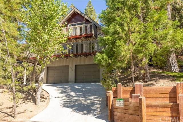 825 Silver Tip Drive, Big Bear, CA 92315 (#EV20207642) :: The Miller Group